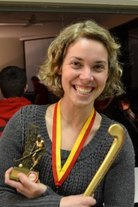 2012 ECHO Medal Winner - Jo Hare